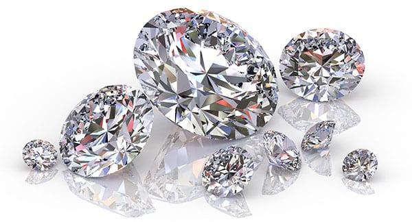 diamonds - jewelry shopping